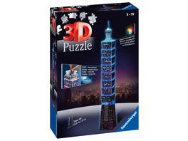 Ravensburger Puzzle 3D Puzzles Taipei 101 bei Nacht 216 Teile