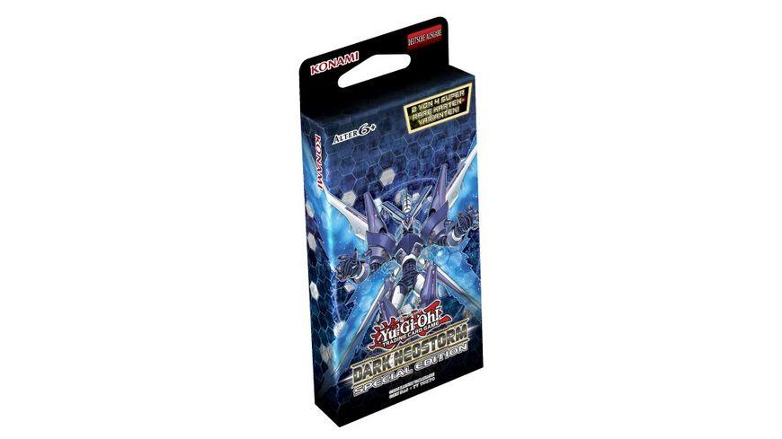 Yu Gi Oh Sammelkartenspiel Dark Neostorm Special Edition