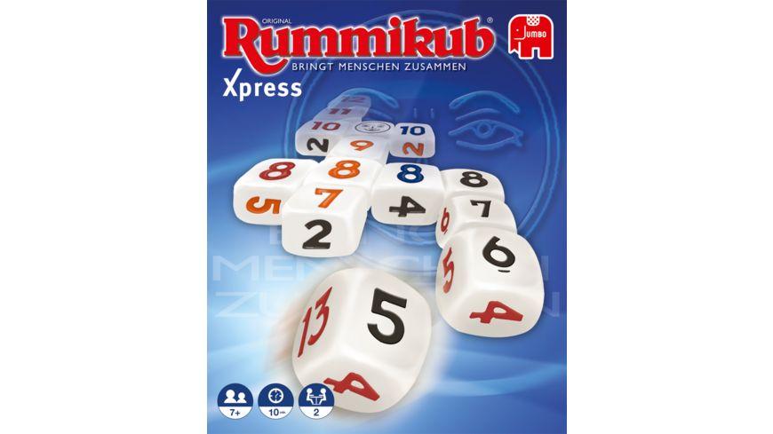 Jumbo Spiele Rummikub Xpress