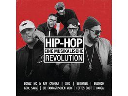 Hip Hop Eine Musikalische Revolution