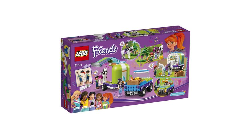 LEGO Friends 41371 Mias Pferdetransporter