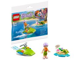 LEGO Friends 30410 Mias Schildkroeten Rettung Polybag