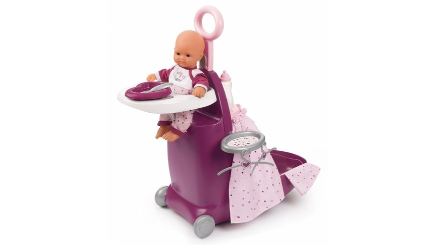 Smoby Baby Nurse Reise Pflegecenter