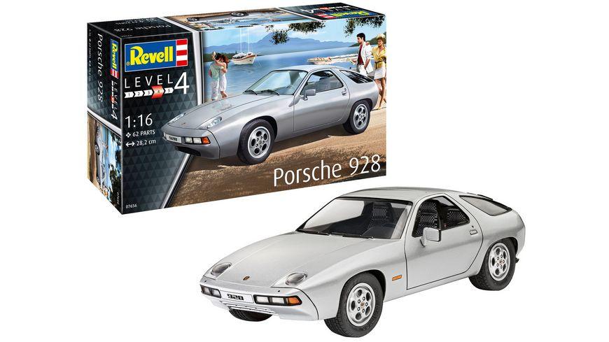 Revell 07656 Porsche 928