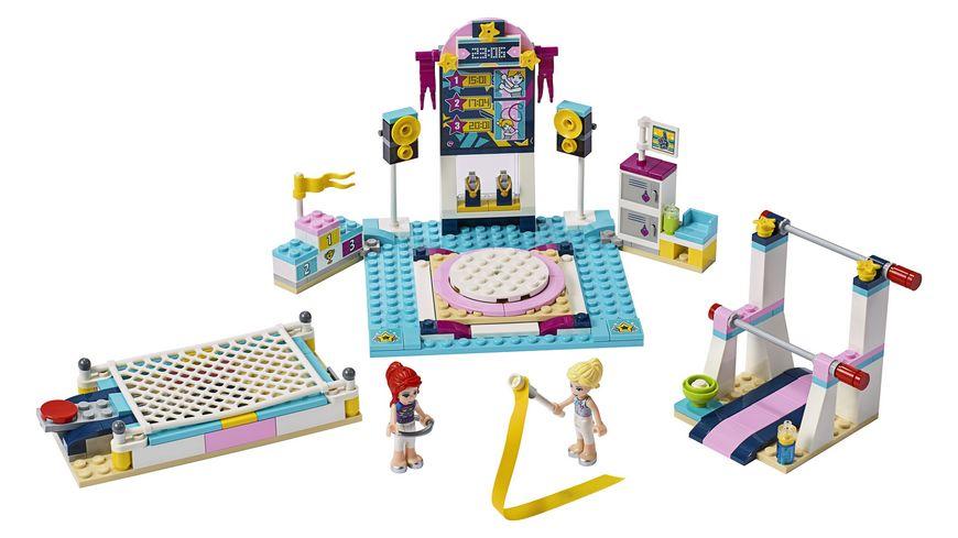 LEGO Friends 41372 Stephanies Gymnastik Show