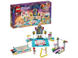 LEGO Friends 41372 Stephanies Gymnastik Show