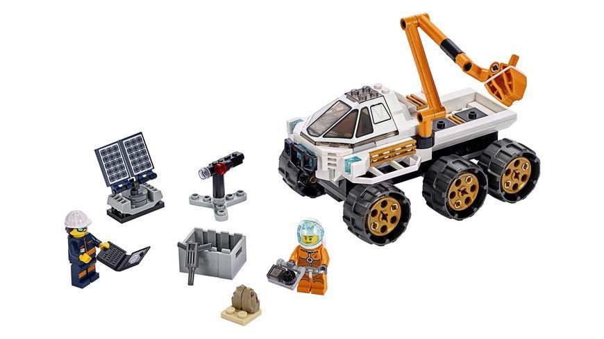 LEGO City 60225 Rover Testfahrt