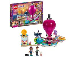 LEGO Friends 41373 Lustiges Oktopus Karussell