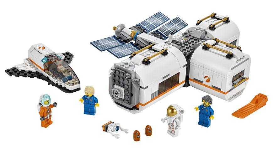 LEGO City 60227 Mond Raumstation