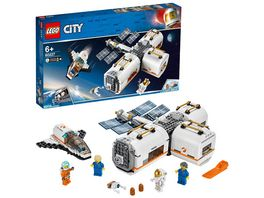 LEGO City 60227 Mond Raumstation