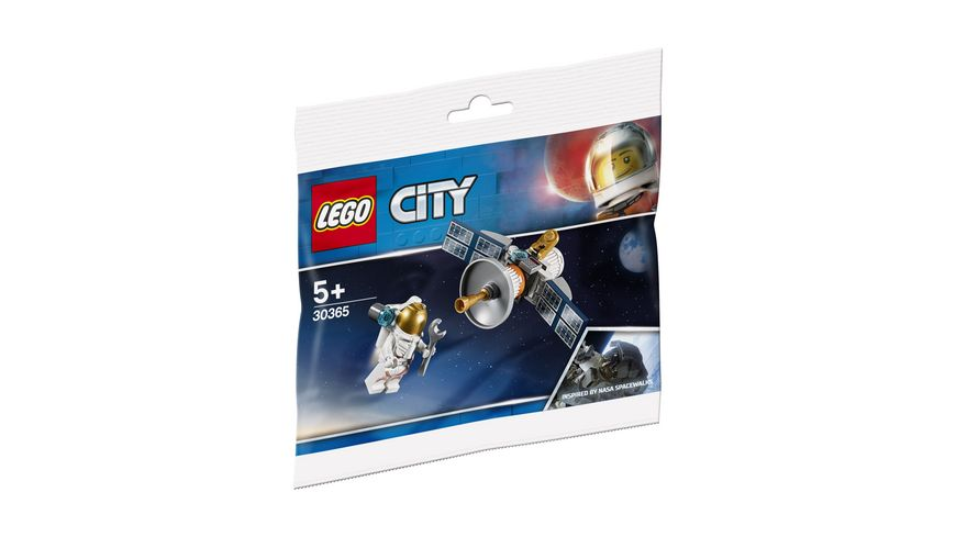 LEGO City 30365 Raumfahrtsatellit Polybag