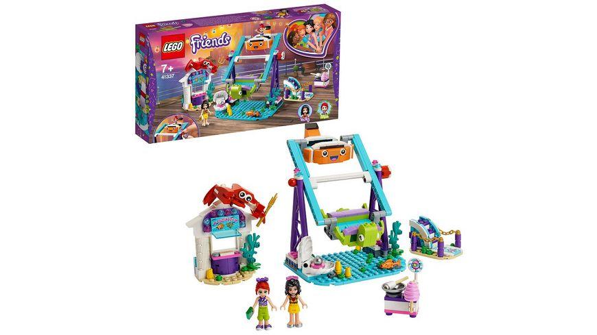 LEGO Friends 41337 Schaukel mit Looping im Vergnuegungspark