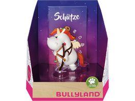 BULLYLAND Comic World Pummeleinhorn Pummel als Schuetze Single Pack