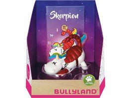 BULLYLAND Comic World Pummeleinhorn Pummel als Skorpion Single Pack
