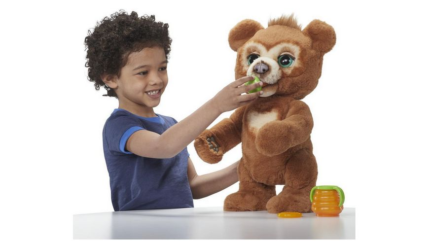 Hasbro FurReal Friends Cubby mein Knuddelbaer
