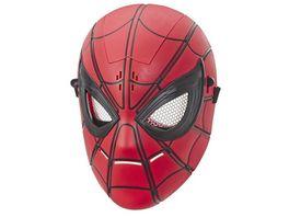 Hasbro Spider Man Soundeffek Maske mit Spider Blick