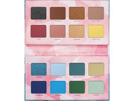 essence CRYSTAL ICED eyeshadow palette