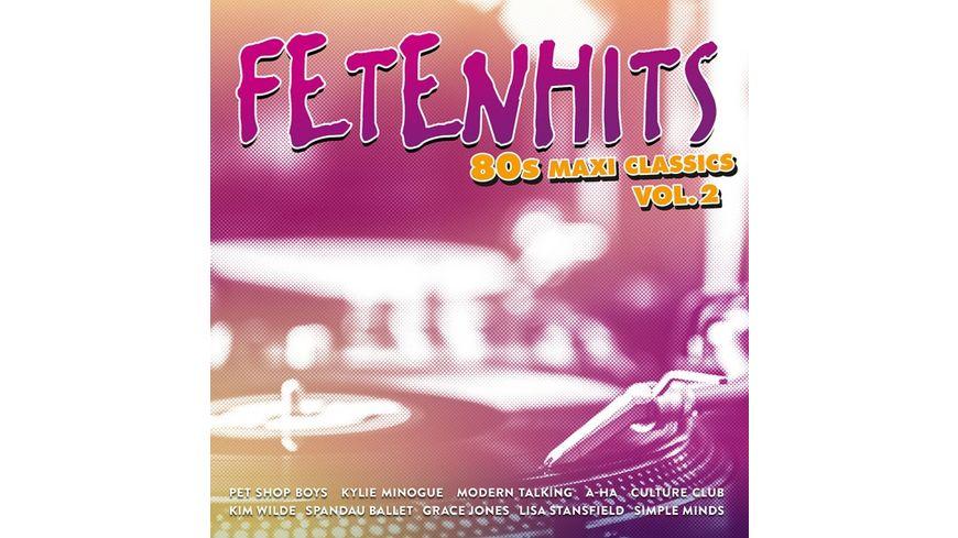 Fetenhits 80s Maxi Classics Vol 2