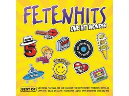 Fetenhits One Hit Wonder Best Of