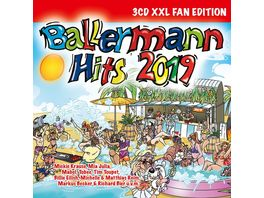 Ballermann Hits 2019 XXL Fan Edition