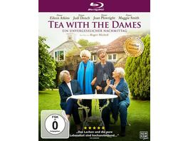 Tea with the Dames Ein unvergesslicher Nachmittag