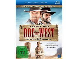 Doc West Nobody ist zurueck Collectors Edition