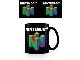 Nintendo N64 Konsole Computer Videospiel Keramik Tasse