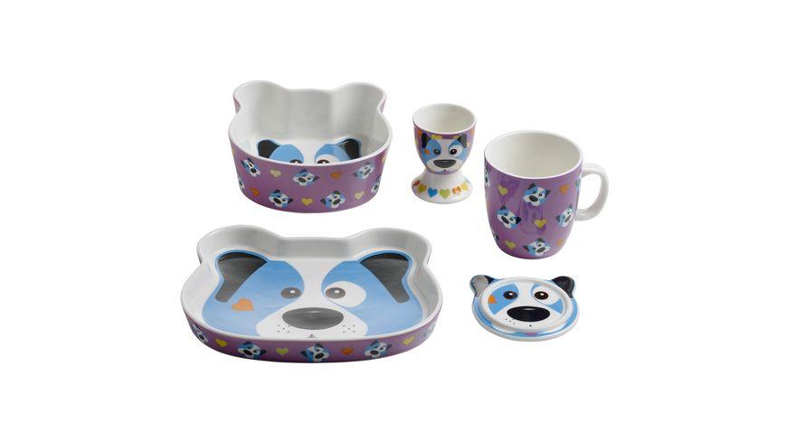 MAXWELL WILLIAMS Kindergeschirr Set Hunde Design
