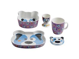 MAXWELL WILLIAMS Kindergeschirr Set Hunde Design