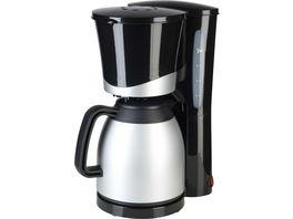 Mia Design Kaffeeautomat mit 2 Thermokannen