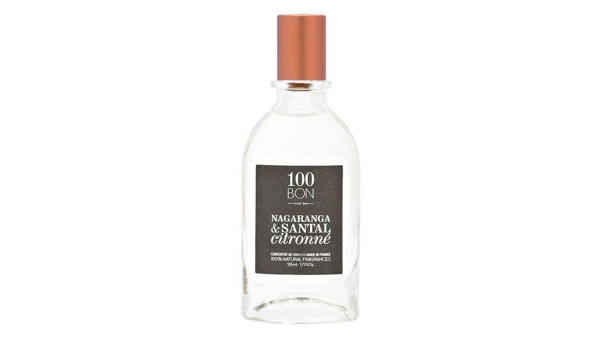 100BON Nagaranga Santal Citronne Eau de Parfum