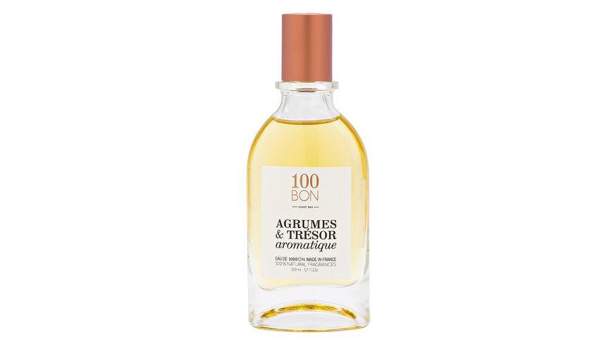 100BON Agrumes Tresor Aromatique