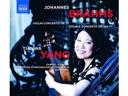 Violinkonzert op 77 Doppelkonzert op 102