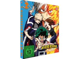 My Hero Academia 2 Staffel DVD 2