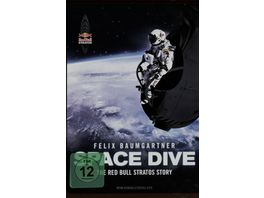 Space Dive The Red Bull Stratos Story Steelbook DVD