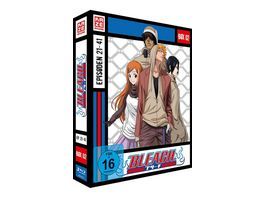Bleach TV Serie Blu ray Box 2 Episoden 21 41 3 Blu rays
