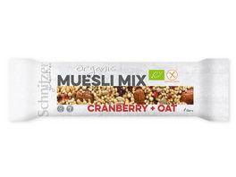 Schnitzer glutenfree Muesli Mix Cranberry Oat