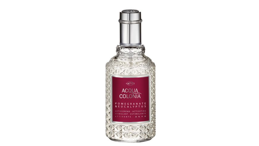 4711 ACQUA COLONIA Pomegranate Eucalyptus
