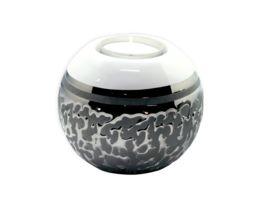 GILDE Keramik Teelichthalter ST LOUIS