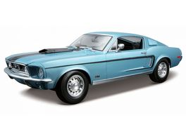 Maisto 1 18 Special Edition Ford Mustang GT Cobra Jet 68