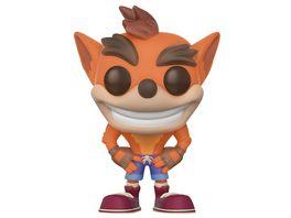 Funko POP CRASH BANDICOOT Crash Bandicoot Venyl Figur