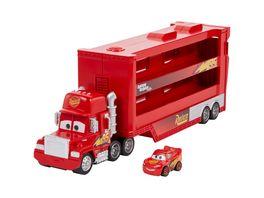 Mattel Disney Cars 3 Mini Mack Transporter 1 Mini Fahrzeug