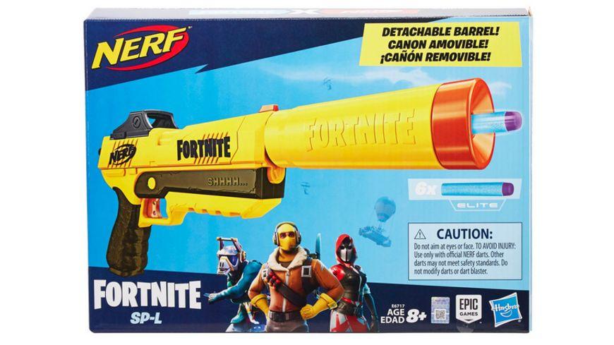 Hasbro Nerf Elite Fortnite SP L Blaster