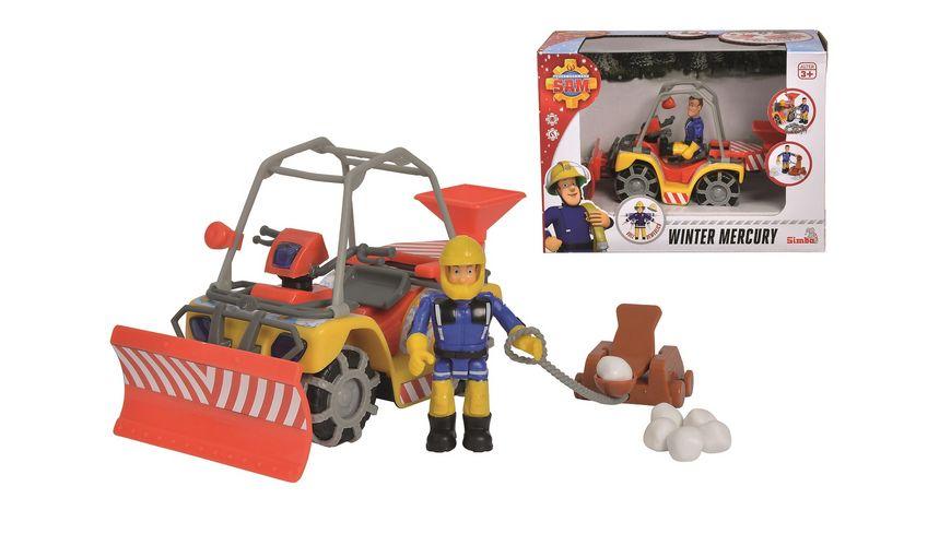 Simba Feuerwehrmann Sam Winter Mercura