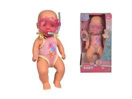 Simba New Born Baby Badepuppe 30 cm