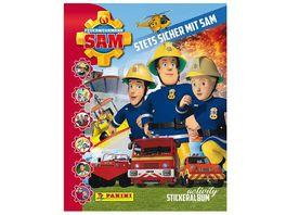 Panini Feuerwehrmann Sam Serie 2 Sammelalbum