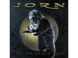 Live On Death Road 2CD DVD Digipak
