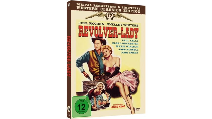 Revolver Lady Mediabook Vol 17 Limited Edition inkl Booklet