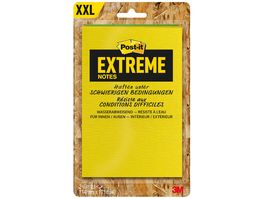 Post it Extreme Notes 114 x 174mm 2 x 25 Blatt