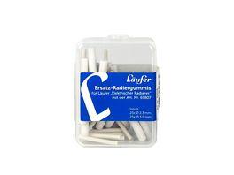 Laeufer Ersatzradierer fuer Elektrischer Radierer 69607